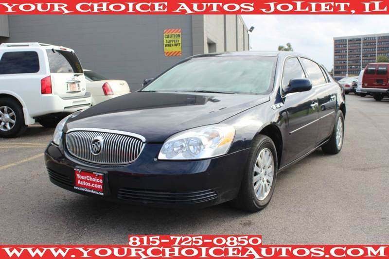 2007 Buick Lucerne Cx 4dr Sedan In Posen Il My Choice Motors