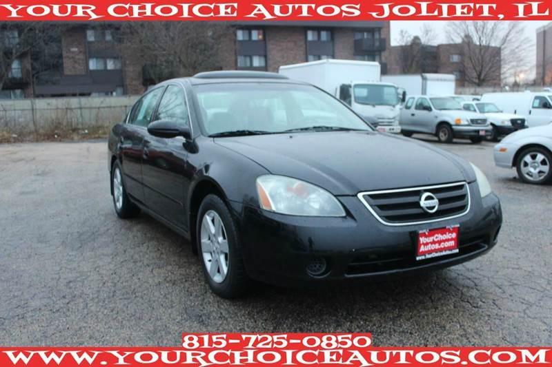 2003 Nissan Altima 2 5 S One Owner Sunroof In Posen Il