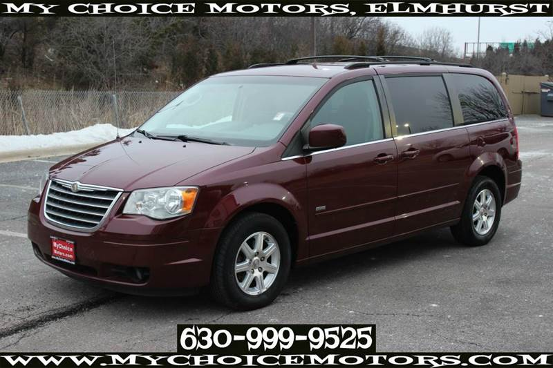 2008 chrysler town and country touring 4dr mini van in posen il your choice autos. Black Bedroom Furniture Sets. Home Design Ideas