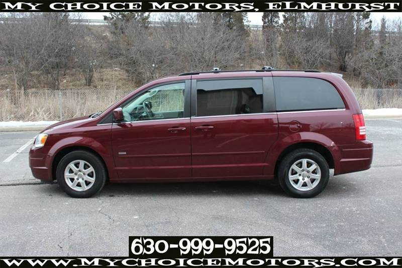 2008 chrysler town and country touring 4dr mini van in posen il my. Cars Review. Best American Auto & Cars Review