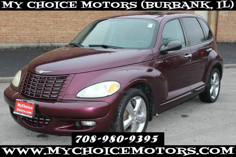 2003 Chrysler Pt Cruiser Gt Turbo Wagon In Posen Il My