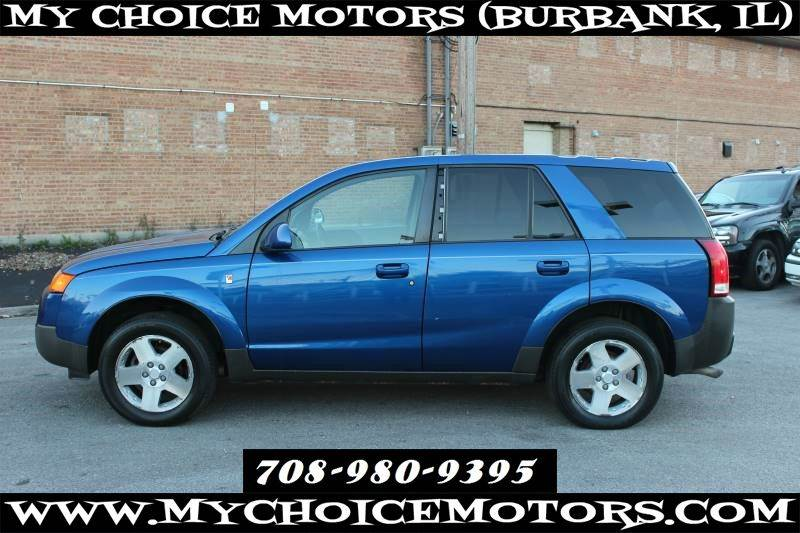 2005 saturn vue awd 4dr suv v6 in posen il your choice autos. Black Bedroom Furniture Sets. Home Design Ideas