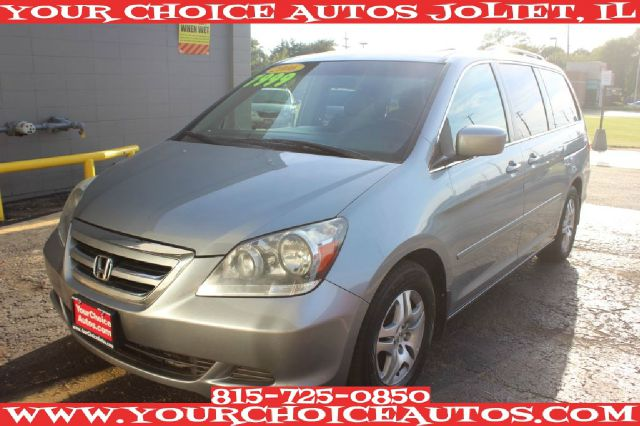 used 2006 honda odyssey ex l in joliet il at your choice autos. Black Bedroom Furniture Sets. Home Design Ideas