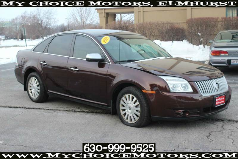 2009 Mercury Sable 4dr Sedan In Posen Il My Choice Motors