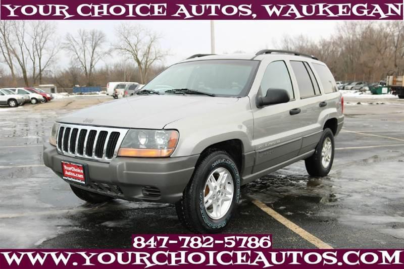 2002 jeep grand cherokee laredo 4dr 4wd suv in posen il for 2002 jeep grand cherokee window motor