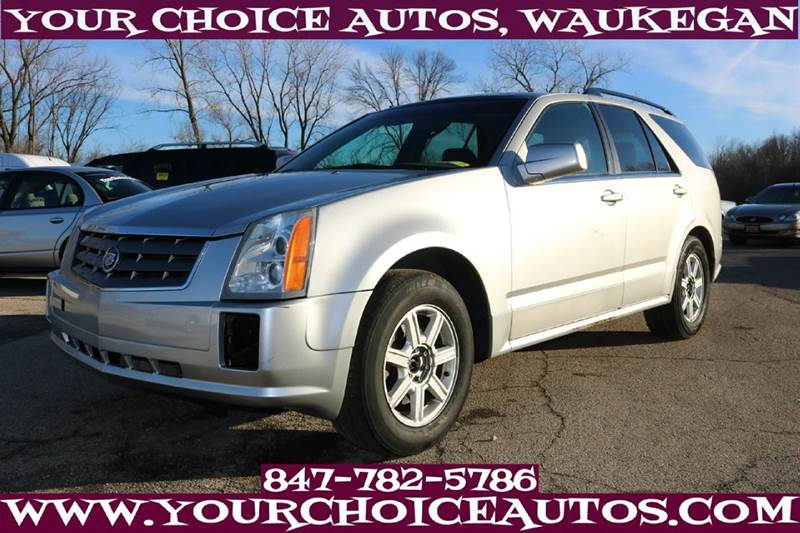 2004 cadillac srx rwd 4dr suv v6 in posen il your choice. Black Bedroom Furniture Sets. Home Design Ideas