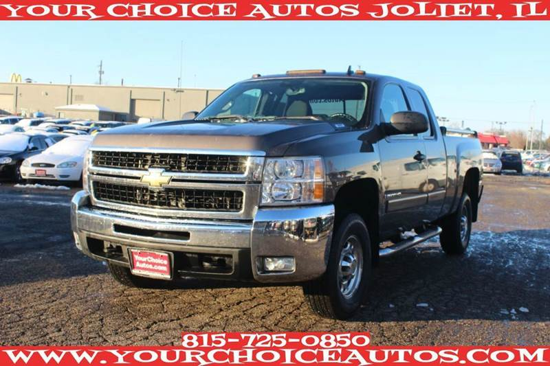 2008 chevrolet silverado 2500hd lt z71 4x4 work truck good tires all power towing package. Black Bedroom Furniture Sets. Home Design Ideas