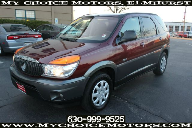 2003 buick rendezvous cx awd 4dr suv in posen joliet. Black Bedroom Furniture Sets. Home Design Ideas
