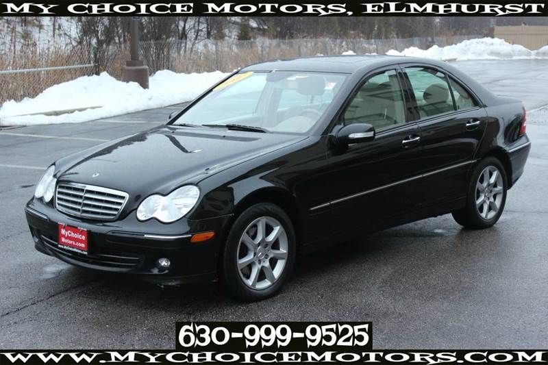 2007 mercedes benz c class c280 luxury 4matic awd 4dr for Mercedes benz 2007 c280