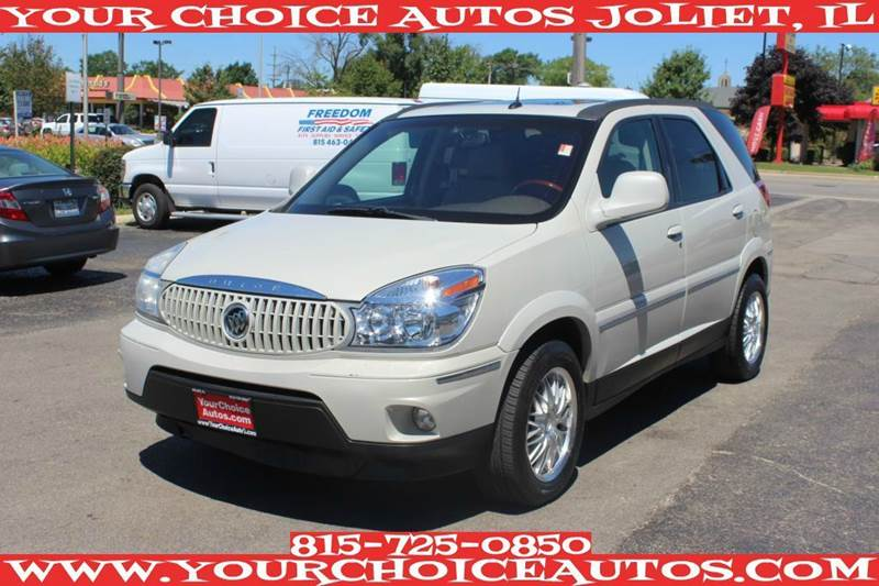 2005 buick rendezvous ultra awd leather sunroof 3row. Black Bedroom Furniture Sets. Home Design Ideas