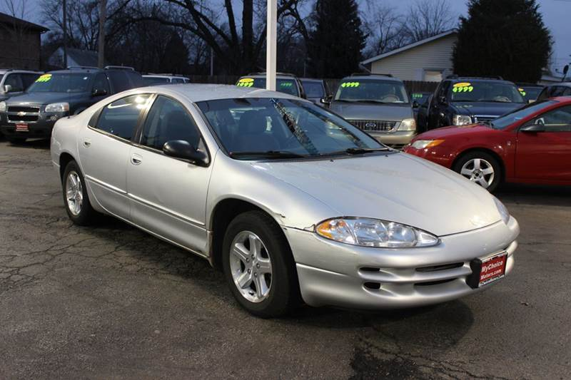 2004 Dodge Intrepid Se 4dr Sedan In Posen Il My Choice