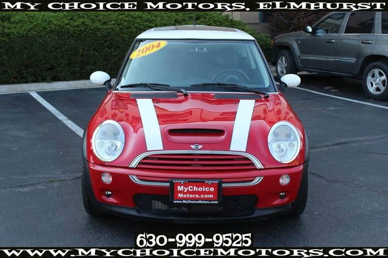 2004 mini cooper s 2dr supercharged 4 cylinder gas saver. Black Bedroom Furniture Sets. Home Design Ideas