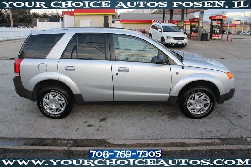 2005 Saturn Vue 4dr Suv In Posen Il My Choice Motors