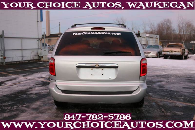 2006 chrysler town and country in posen il your choice autos. Cars Review. Best American Auto & Cars Review