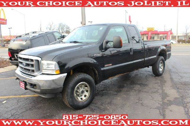 2004 ford f 250 super duty xlt 4dr supercab 4wd diesel one. Black Bedroom Furniture Sets. Home Design Ideas