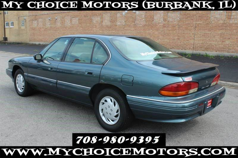 1995 Pontiac Bonneville Se 4dr Sedan In Posen Il My