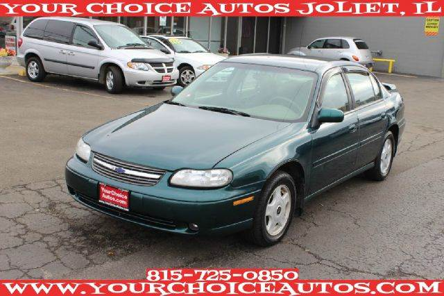 used 2001 chevrolet malibu ls in joliet il at your choice autos. Black Bedroom Furniture Sets. Home Design Ideas