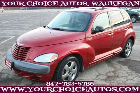 2002 Chrysler PT Cruiser for sale in Waukegan, IL