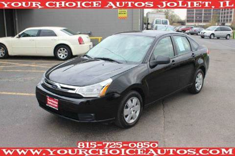 Used ford focus for sale in illinois for Kenny motors morris il