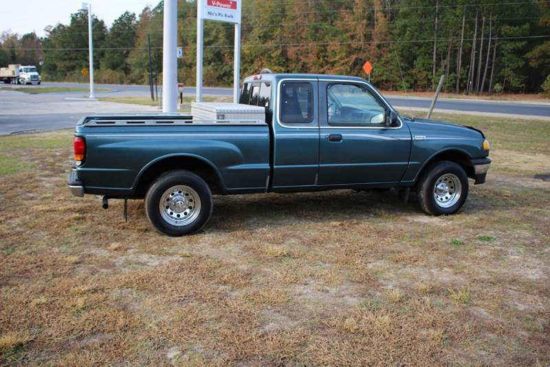 1998 mazda b series pickup 4dr b2500 se extended cab sb in. Black Bedroom Furniture Sets. Home Design Ideas
