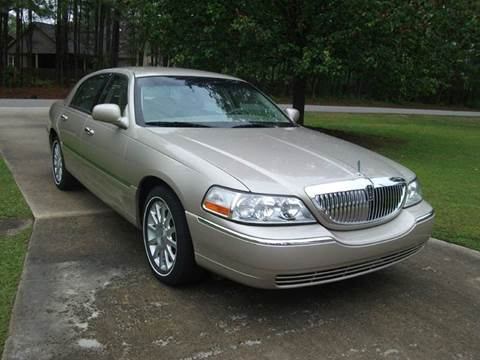 2007 Lincoln Town Car for sale in Laurinburg, NC