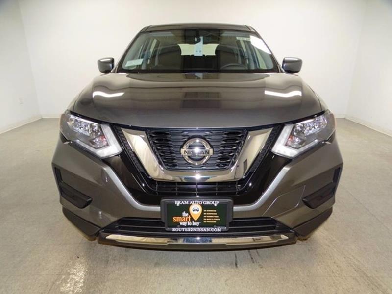 2017 Nissan Rogue AWD S 4dr Crossover - Hillside NJ