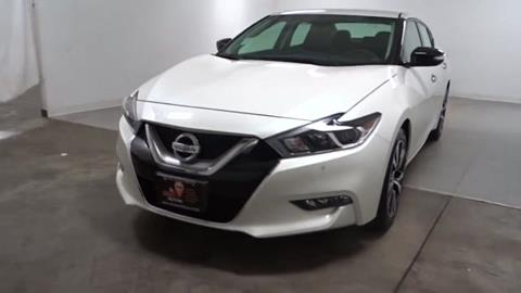 2017 Nissan Maxima for sale in Hillside, NJ