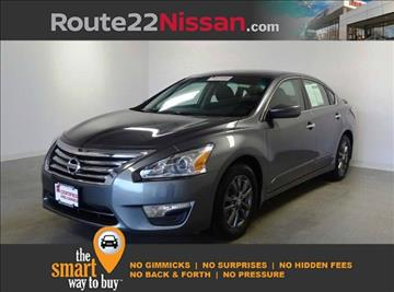 2015 Nissan Altima for sale in Hillside, NJ