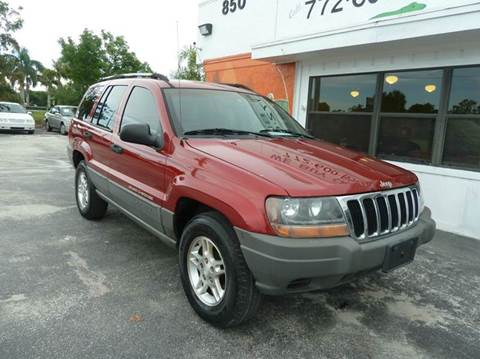 2002 Jeep Grand Cherokee for sale in Stuart, FL