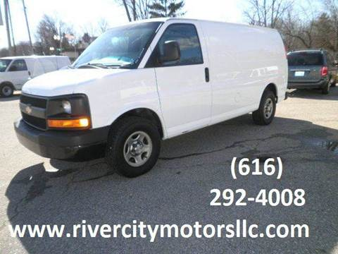 2008 Chevrolet Express Cargo for sale in Comstock Park, MI