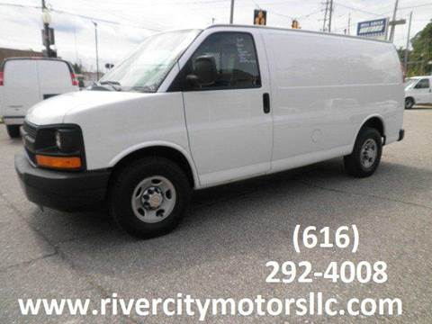 2010 Chevrolet Express Cargo for sale in Comstock Park, MI