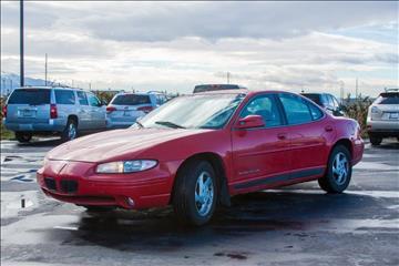 1999 Pontiac Grand Prix for sale in North Salt Lake, UT