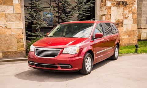 2013 Chrysler Town and Country for sale in North Salt Lake, UT
