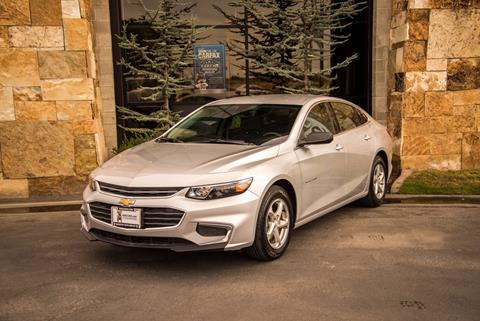 2017 Chevrolet Malibu for sale in North Salt Lake, UT