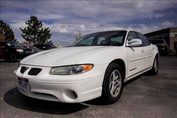 2003 Pontiac Grand Prix for sale in North Salt Lake, UT