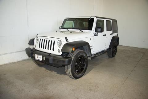 2017 Jeep Wrangler Unlimited for sale in North Salt Lake, UT