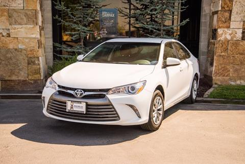 2016 Toyota Camry for sale in North Salt Lake, UT