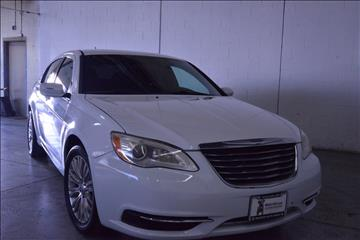 2012 Chrysler 200 for sale in North Salt Lake, UT
