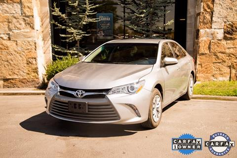 2017 Toyota Camry for sale in North Salt Lake, UT