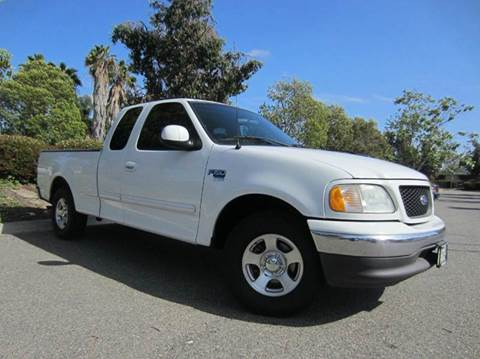 2003 Ford F-150 for sale in Canyon Lake, CA