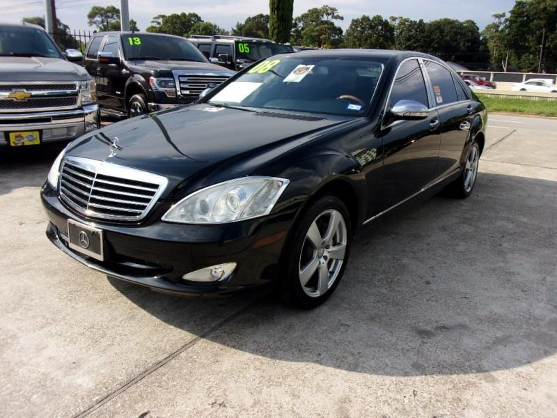 2008 mercedes benz s class for sale. Black Bedroom Furniture Sets. Home Design Ideas