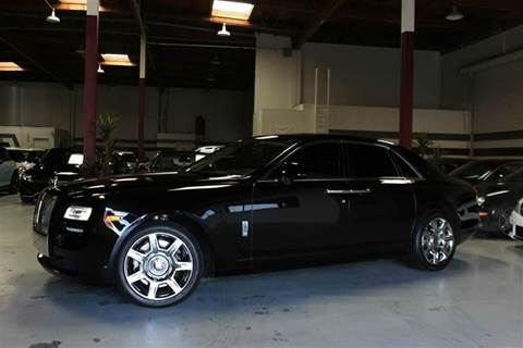 2012 Rolls-Royce Ghost for sale in San Mateo, CA