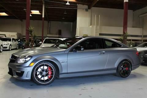 2014 Mercedes-Benz C-Class for sale in San Mateo, CA