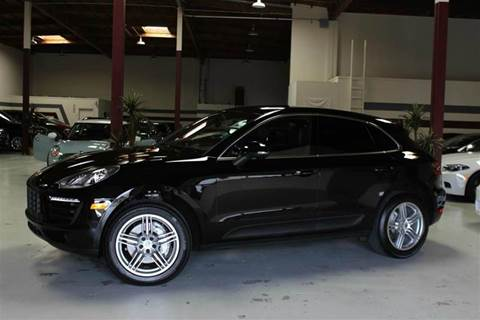 2017 Porsche Macan for sale in San Mateo, CA