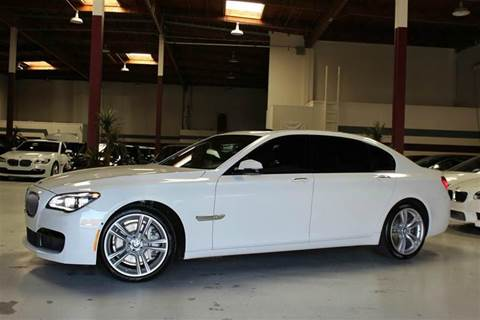 2014 BMW 7 Series for sale in San Mateo, CA