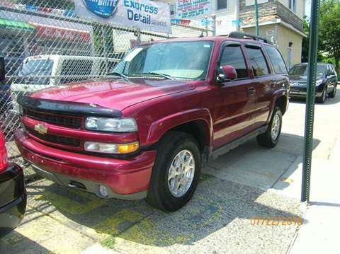 2004 Chevrolet Tahoe for sale in Staten Island, NY