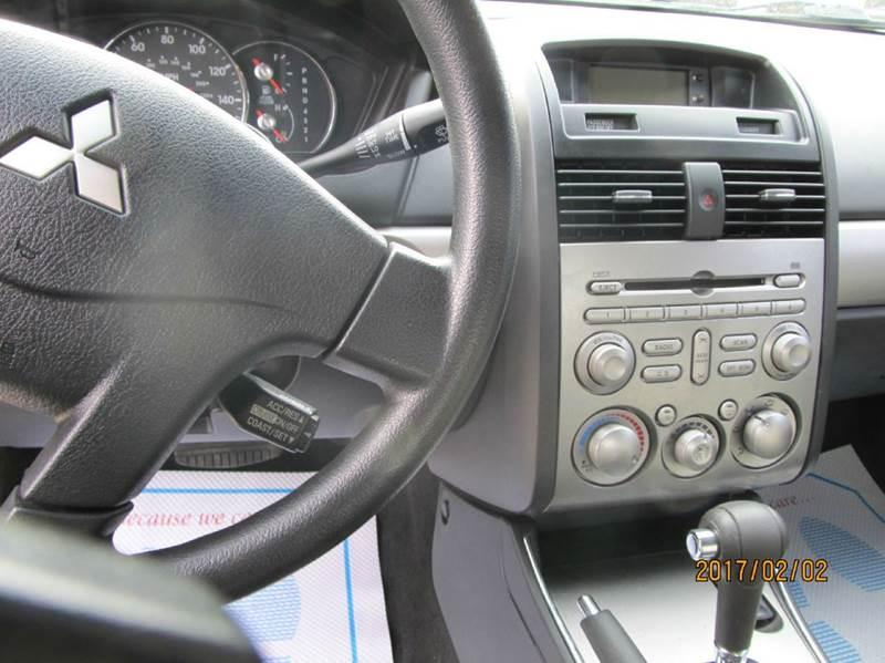 2010 Mitsubishi Galant FE 4dr Sedan - Montgomery NY