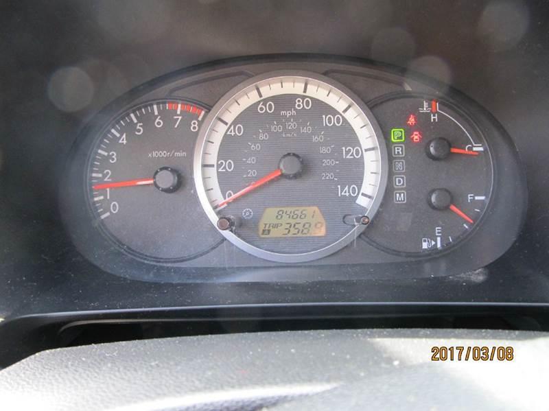 2007 Mazda MAZDA5 Sport 4dr Mini-Van (2.3L I4 4A) - Montgomery NY