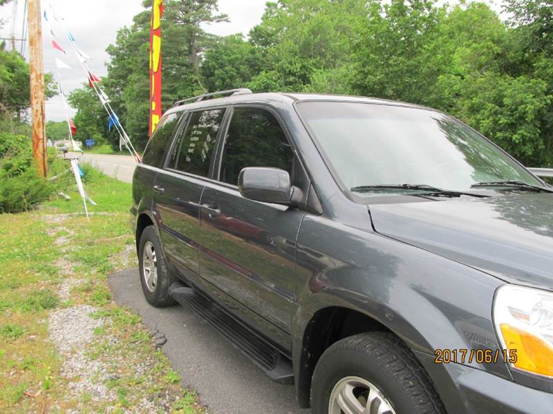 2005 Honda Pilot 4dr EX-L 4WD SUV w/Leather and Entertainment System - Montgomery NY