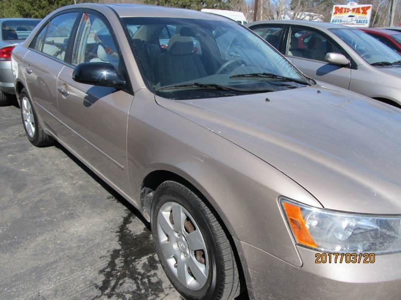2008 Hyundai Sonata GLS 4dr Sedan - Montgomery NY